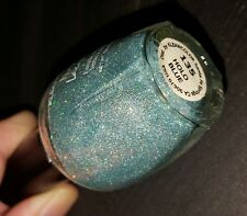 NEW! KLEANCOLOR Nail Polish Lacquer in HOLO BLUE