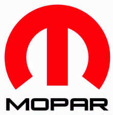 """Mopar big M Red Large Decal 12"""" in size Free Shipping"""