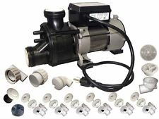 Conversion assembly kit BATHTUB to WHIRLPOOL JETTED TUB w/ Waterway Genesis pump