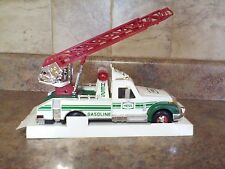 1994 HESS RESCUE TRUCK COLLECTIBLE DIE-CAST