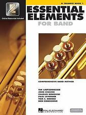 Essential Elements 2000: Comprehensive Band Method: B Flat Trumpet Book 1, Don B