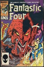 Marvel Fantastic Four #277 April 1985 Ungraded Uncertified Back From Beyond