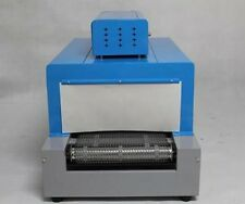 Thermal heat shrink packaging machine tunnels for PP/ POF/ PVC