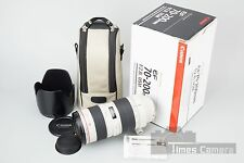 Canon EF 70-200mm f/2.8 f2.8 L USM Lens for 7D MK2 6D 5D Mark II MKIII 5DS 1D
