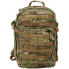5.11 RUSH 12 ARMY COMBAT BACKPACK TACTICAL MOLLE PACK RUCKSACK 21L MULTICAM CAMO