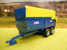 BRITAINS KANE 16 TONNE SILAGE TRAILER 42700 1/32 *BOXED & NEW* IN STOCK
