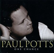 PAUL POTTS : ONE CHANCE / CD - TOP-ZUSTAND