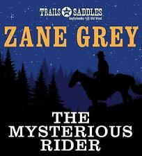 The Mysterious Rider by Zane Grey (2014, CD, Unabridged)