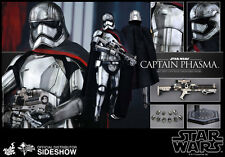 """Hot Toys Star Wars: The Force Awakens CAPTAIN PHASMA 12"""" Figure 1/6 Scale MMS328"""