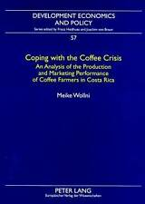 Coping With The Coffee Crisis Wollni  Meike 9783631564318
