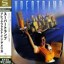SUPERTRAMP - BREAKFAST IN AMERICA - Japan SHM - JEWEL CASE EDITION - CD - OOP