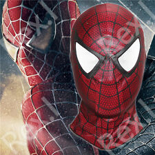 Spiderman - Marvel Comics Spider-Man Peter Parker Mask Balaclava Cosplay