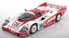 MINICHAMPS 1984 Porsche 956 LH Canon Le Mans GTi Engineering #16 1:18*New!