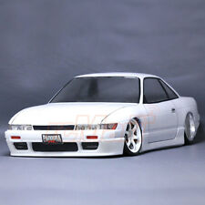 Pandora NISSAN SILVIA S13 1:10 RC Cars Drift 194mm Clear Body Set #PAB-123