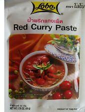 rojo Curry Paste original Tailandia red de Asia Food especias