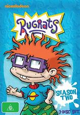 RUGRATS : COMPLETE SEASON 2   -  DVD - Region 2 UK Compatible - New & sealed