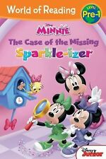 The Case of the Missing Sparkle-Izer, Level Pre-1 by Disney Book Group Staff...