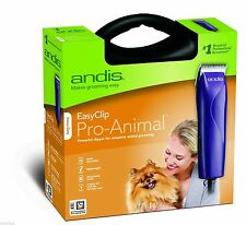 Andis Pro Animal Detachable Ceramic Blade Dog Pet Hair Fur Trimmer Clipper Kit