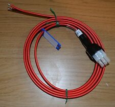 Yaesu/Kenwood/Icom/Alinco 6-pin power lead with marker