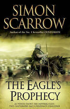 The Eagle's Prophecy, Simon Scarrow, New condition, Book