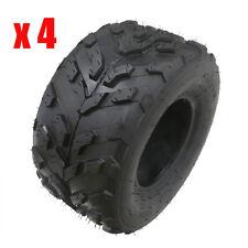 """4pcs 16X8-7 7"""" Rear Front Tire 50cc 70cc 110cc 125cc ATV Quad Go Kart"""