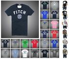 New Abercrombie & Fitch A&F Men Heritage Graphic T-Shirt Muscle Fit Size S M L