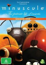 Minuscule -The Private Life Of Insects -Complete Season 1 -  Region 4