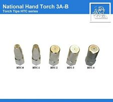 National Hand Torch 3A-B Tips HTC series glassblowing set