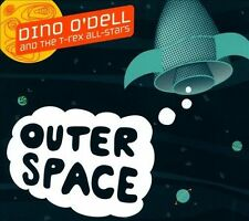 Outer Space O'Dell, Dino Music-Good Condition