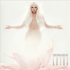 Lotus Christina Aguilera MUSIC CD