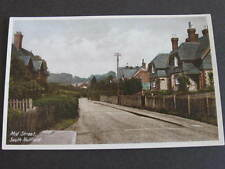 Mid Street South Nuffield UK Postcard