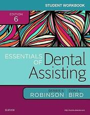 Student Workbook for Essentials of Dental Assisting, 6e  Oct., 2016
