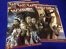 WYRMS #1-6 (MARVEL/DAbel Bros/2007/Orson Scott Card/1015172) SET LOT OF 5