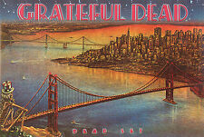 Grateful Dead Dead Set Music Poster Print Bridge, New, 24x36