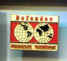 RARE PINS PIN'S .. ALCOOL VIN WINE SCOTCH WHISKY WHISKEY DEFENDER MAPPEMONDE ~CT