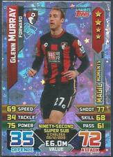 TOPPS MATCH ATTAX 2015-16- #MM16-AFC BOURNEMOUTH-90S SUPER SUB-GLEN MURRAY-FOIL