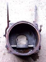 Kupplungsglocke von Schanzlin UNI II Einachser