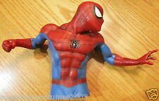 The Amazing Spider-Man Bust Bank Marvel Comics Bust Piggy Bank Brand New - 0002