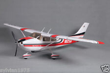 "FMS Cessna 182 VERSION 2  w/ flaps 1410mm 55.5"" 3s PNP Complete Aircraft EPO NIB"