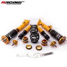For BMW E36 3 Series Adjustable Damper Coilover Shock Absorber Coil Spring Strut