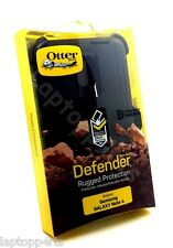 Genuine Otterbox Defender Shock Proof Case Cover For Samsung Galaxy Note 4 Black