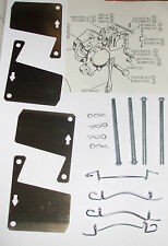 FORD Capri Mk1 Mk2 Mk3 Cortina Mk3 Mk4 Mk5 BRAKE PAD FITTING KIT (Pins & Shims)