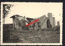 Norwegen-Nordland-Norge-Narvik-Trümmer-Evangelische Kirche-1940-Ruinen-55