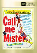 CALL ME MISTER (1951 Betty Grable) - Region Free DVD - Sealed