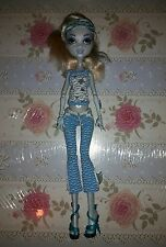 MONSTER HIGH LAGOONA BLUE DEAD TIRED