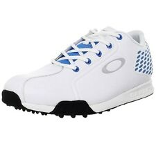 Oakley Flagstick White Blue Size 11 US 42 Mens Casual Golf Sneakers Sport Shoes
