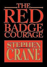 The Red Badge of Courage (Transaction Large Print Books)-ExLibrary