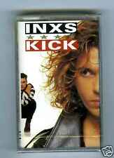 CASSETTE TAPE NEW INXS KICK