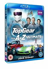 Top Gear A - Z, The Ultimate Extended Edition [Blu-ray] *NEU* 2016