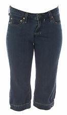 LOFLI Women's Dusk Blue 5698-Capri Low Rise Capri Jeans Sz 26L $157 NEW